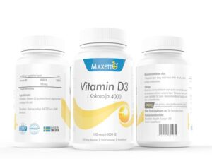 Maxetto D-vitamin 4000 IE
